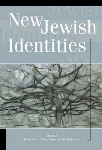New Jewish Identities 9789639241626
