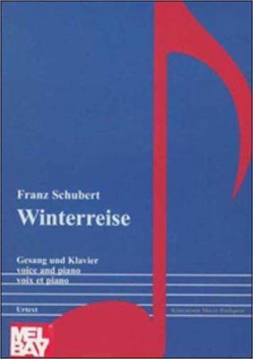 Schubert: Winterreise 9789639059993