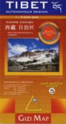 Tibet, Bhutan, Nepal 9789632041391