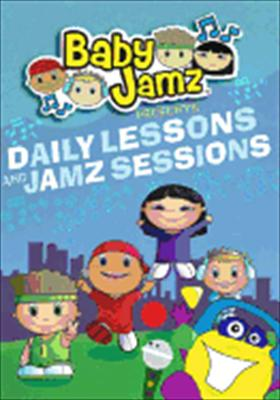 Baby Jamz: Daily Lessons & Jamz Sessions 0879645007527