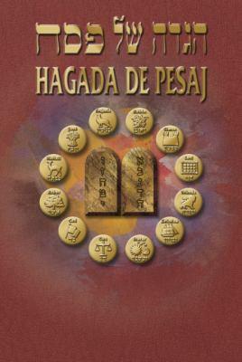 12 Son's Hagada de Pesaj: Hebrew/Spanish (Espanol) 9789657399125