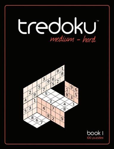 Tredoku - Medium-Hard 1 9789657471012