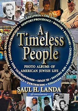 A Timeless People: Photo Albums of American Jewish Life 9789652294869