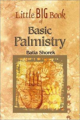 Little Big Book of Basic Palmistry 9789654940436