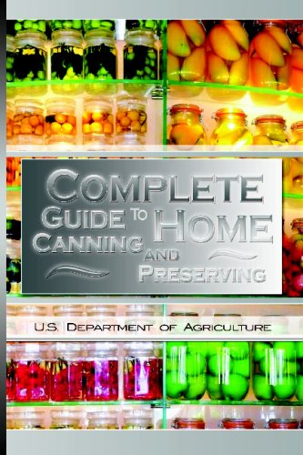 Complete Guide to Home Canning and Preserving 9789650060428