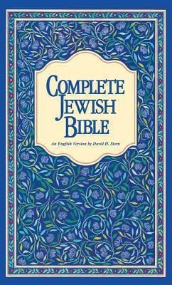 Complete Jewish Bible-OE 9789653590151