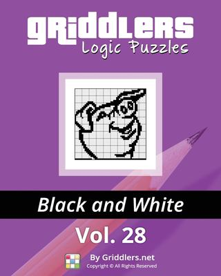 Griddlers Logic Puzzles: Black and White 28