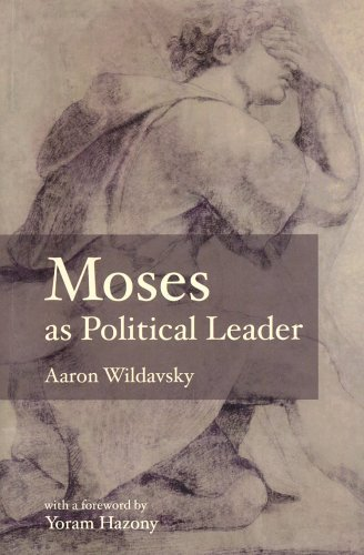 Moses as Political Leader 9789657052310