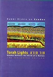 Torah Lights Volume II Exodus Defines the Birth of a Nation: The Goldberg Edition 8576671