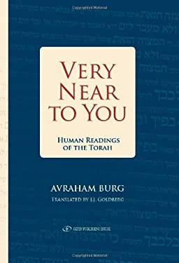 Very Near to You: Human Readings of the Torah 9789652295644