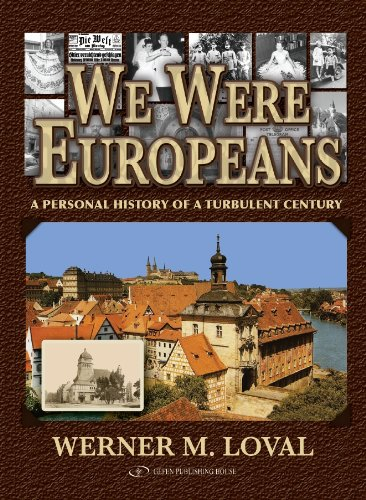 We Were Europeans: A Personal History of a Turbulent Century 9789652295224