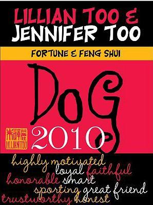 Fortune & Feng Shui Dog 9789673290369