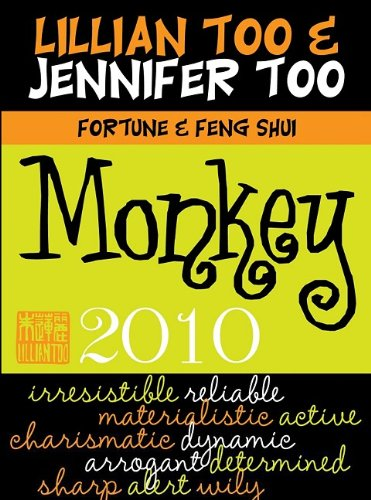 Fortune & Feng Shui Monkey 2010 9789673290345