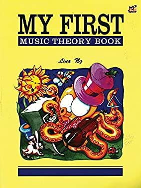 My First Music Theory Book 9789679856057