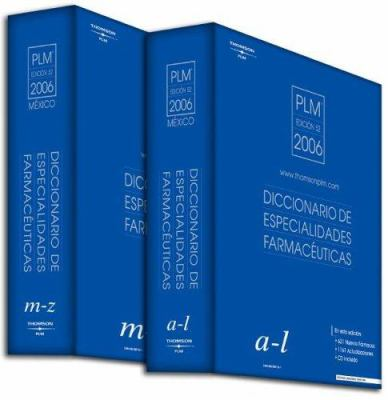 2006 Diccionario de Especialidades 9789685887557