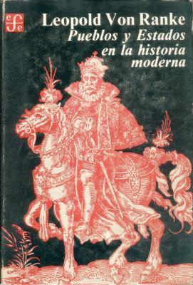 Pueblos y Estados En La Historia Moderna 9789681601973