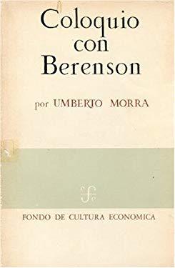 Coloquio Con Berenson 9789681605469