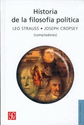 Historia de La Filosofia Politica 9789681637385
