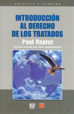 Introduccion Al Derecho de Los Tratados 9789681665128