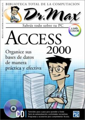 Access 2000 [With CDROM] 9789685347396