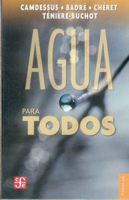Agua Para Todos 9789681679798