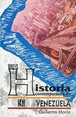 Breve Historia Contemporbanea de Venezuela 9789681642075