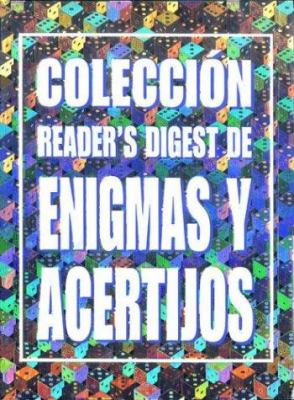 Coleccion Reader's Digest de Enigmas y Acertijos [With Pen] = Book of Puzzles and Brain Teasers