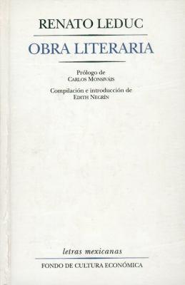 Obra Literaria 9789681658779