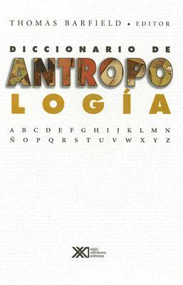 Diccionario de Antropologia 9789682322389