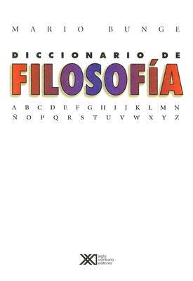 Diccionario de Filosofia 9789682322761