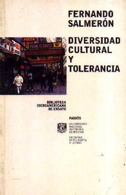 Diversida Cultural y Tolerancia 9789688533857