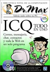 Dr Max Icq Todo En Uno [With CDROM]