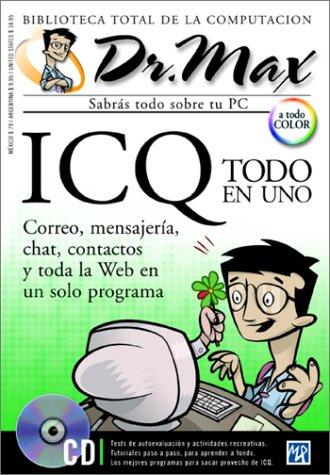 Dr Max Icq Todo En Uno [With CDROM] 9789685347372