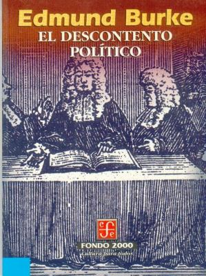 El Descontento Politico 9789681653071