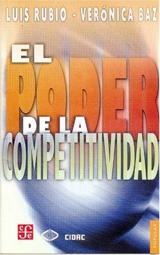 El Poder de la Competitividad 9789681674717