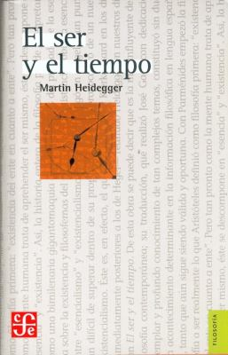 El Ser y El Tiempo 9789681604936