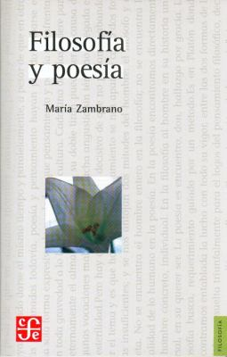 Filosofia y Poesia 9789681650049