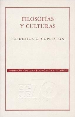 Filosofias y Culturas 9789681677879