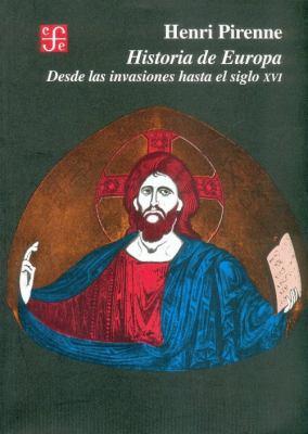 Historia de Europa Desde Las Invasiones Al 9789681605940