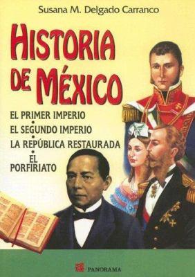 Historia de Mexico 9789683812537