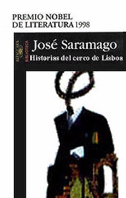 Historia del Cerco de Lisboa 9789681906016