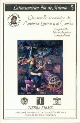 Desarrollo Economico de America Latina y El Caribe 9789686384352
