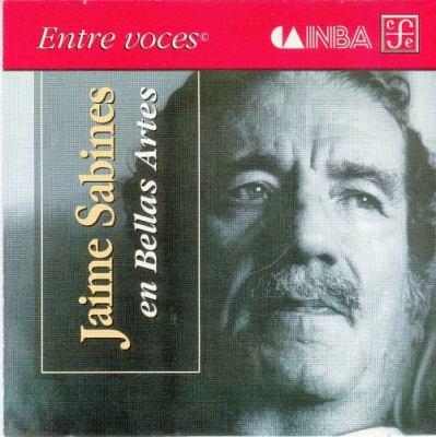 Jaime Sabines en Bellas Artes 9789681679408