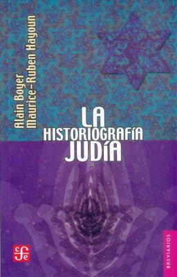 La Historiografia Judia
