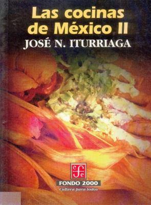 Las Cocinas de M'Xico, II 9789681656515