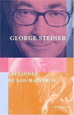 Lecciones de Los Maestros 9789681674519
