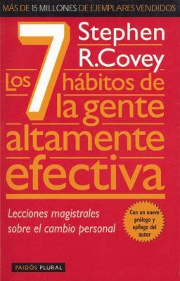 Los 7 Habitos de La Gente Altamente Efectiva 9789688533765