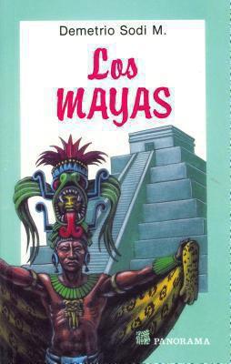 Mayas: Los Historia Arte y Cu 9789683802866
