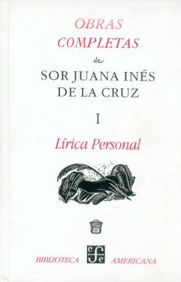 Obras Completas - Sor Juana - Tomo I 9789681630164