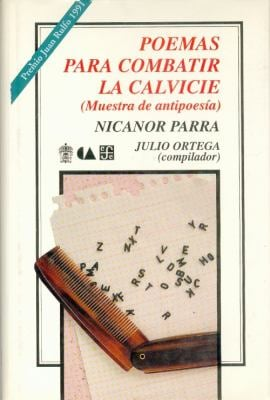 Poemas Para Combatir La Calvicie. Muestra de Antipoes-A 9789681639310